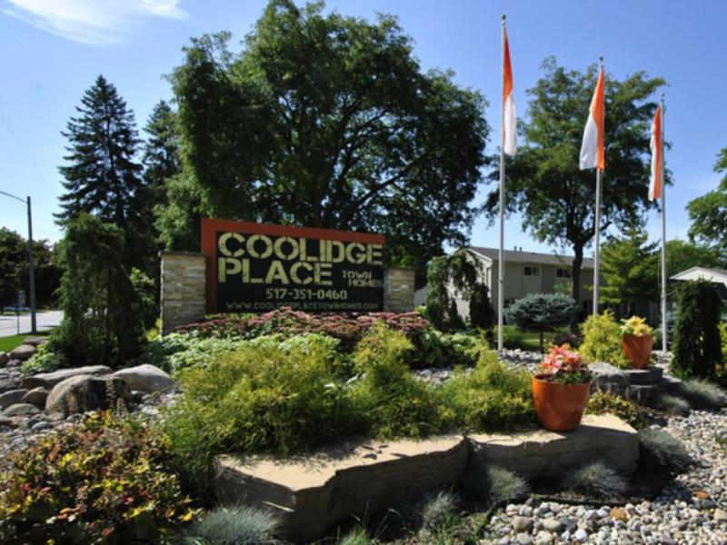 Sign | Coolidge Place