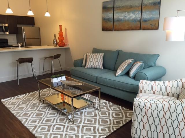 Living Room - West Station Apartment Photos in Salt Lake City, U