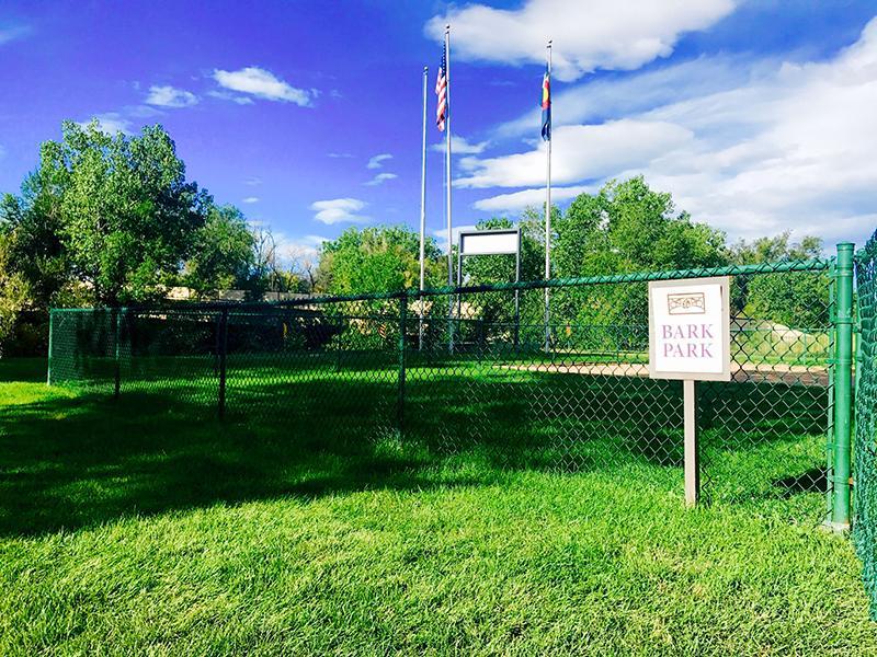 Bark Park | The Flats at Creekside