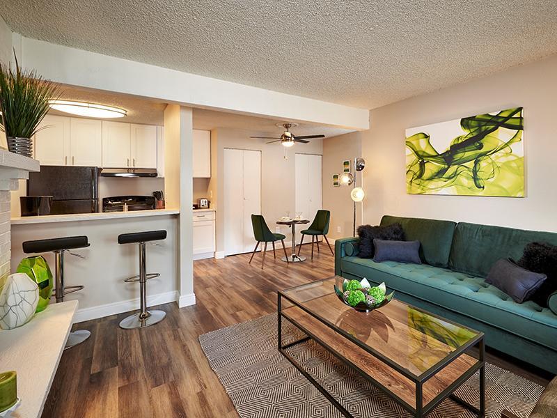 Living Room | Park at Palmer