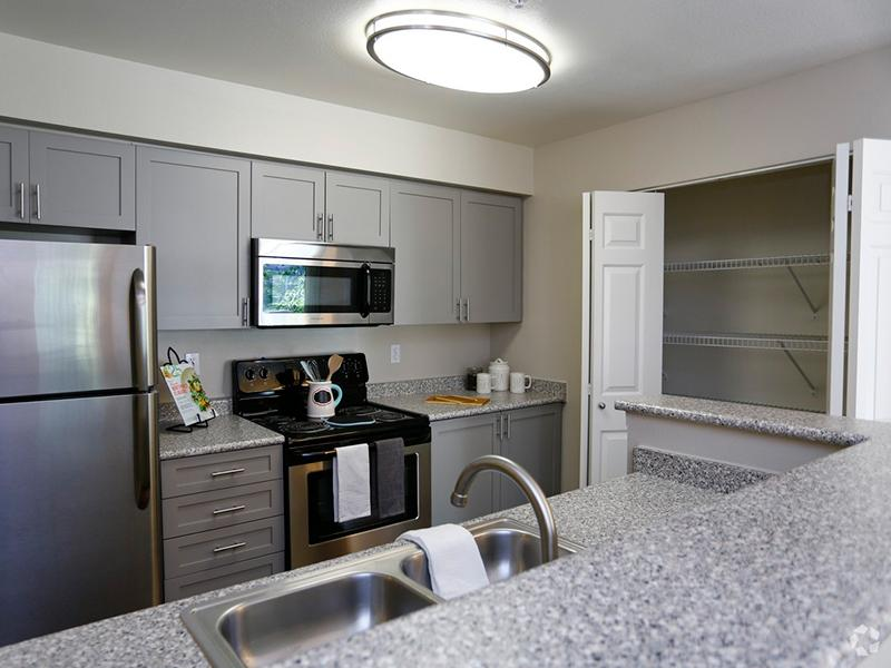 Apartments in Everett