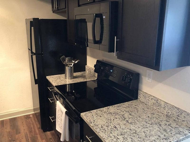 San Antonio Station   Renovated Kitchen   Apartments Near San Antonio