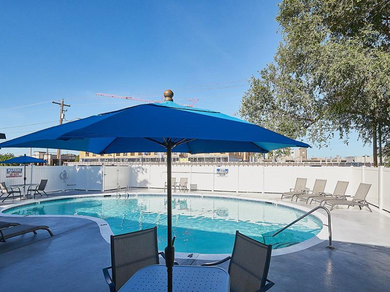 Pool | Aspire Salt Lake Apartments