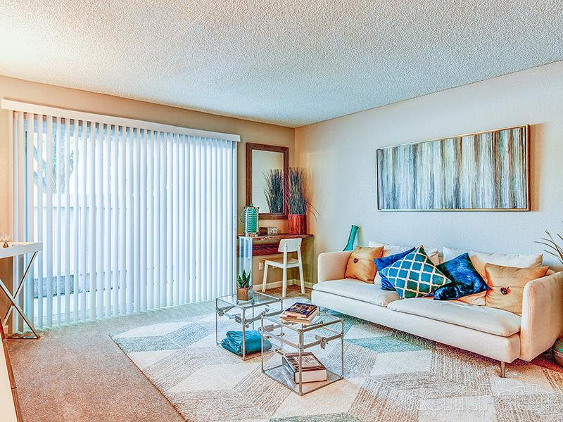 Model Living Room | Crossings at Wyndham in Sacramento CA