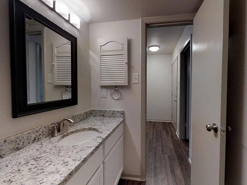 San Antonio Station   Bathroom   San Antonio Apartment