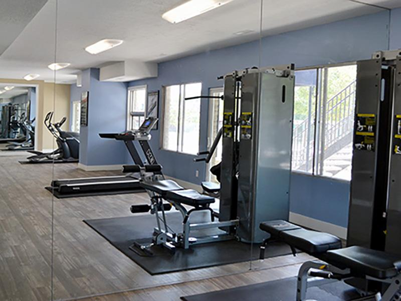 Fitness Center | River Rock
