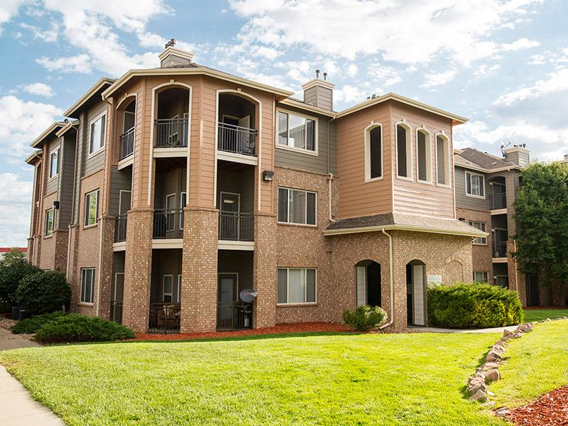Hawthorne Hill Apartments in Northglenn, CO