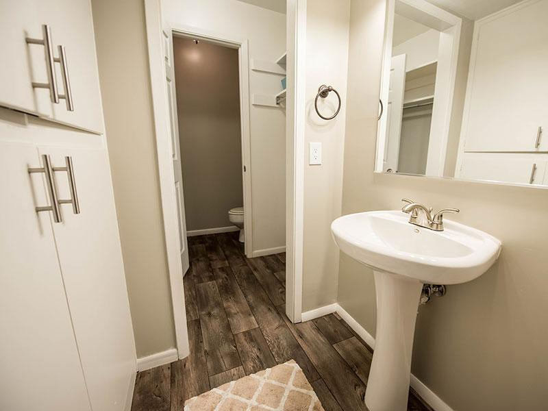 Bathroom | Miller Estates Apartments