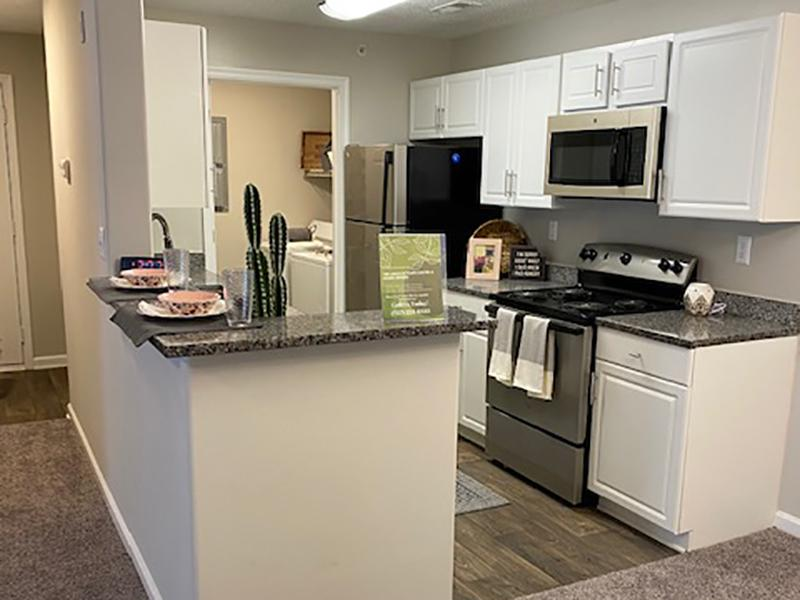 Kitchen | The Lakes at Town Center