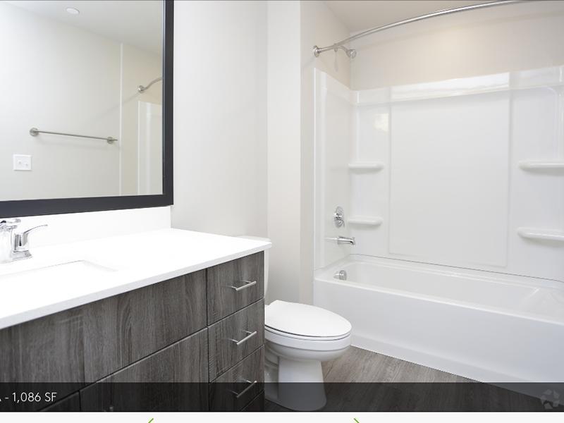Bathroom | Gardner Station