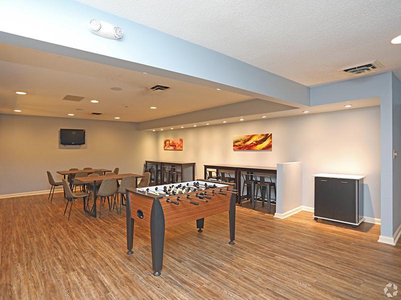 Game Room | Vivo Apartments