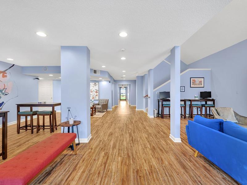 Clubhouse Interior | Vivo Apartments in Winston Salem, NC
