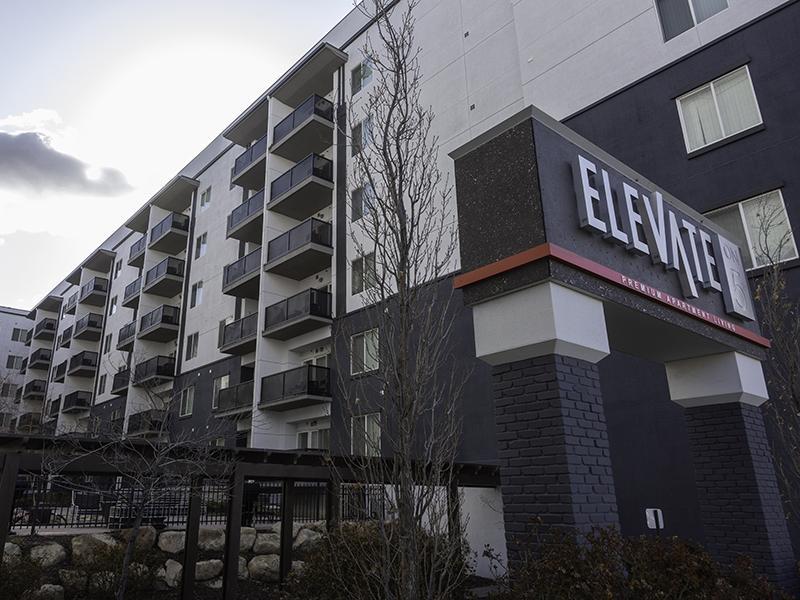 Sign | Elevate on 5th in Salt Lake City, UT