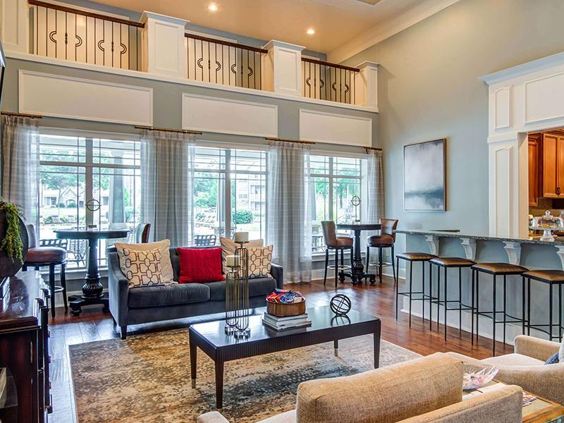 Clubhouse Interior | Eagle's Brooke in Locust Grove, GA