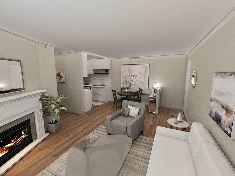 Open Floorplans  | Edge at Fitzsimons Apartments