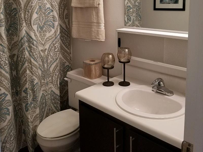 Bathroom | Butterfield Trail Apartments