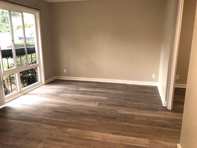 Renovated Living Room | Park Hill