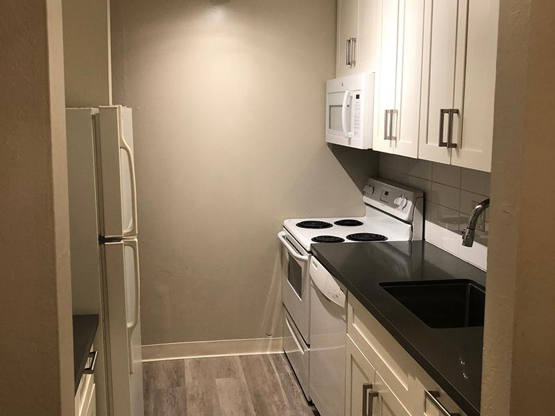 Renovated Kitchen | Park Hill