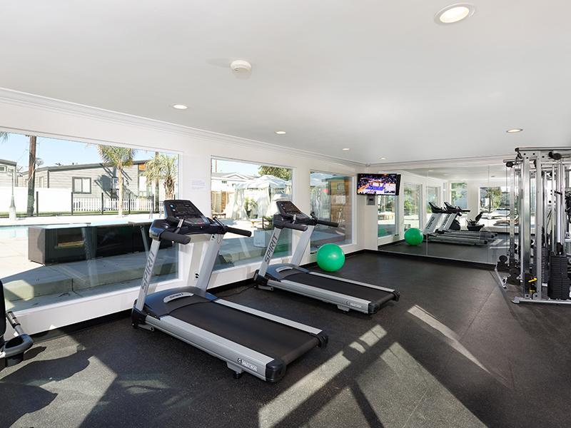 Gym   Hollywood Backlot Homes