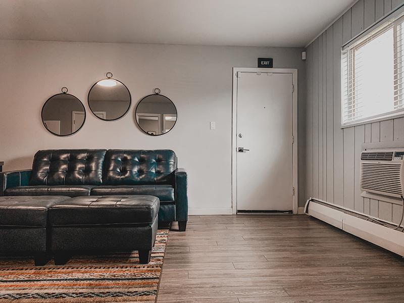 Living Room | Yukon Court in Wheat Ridge, CO