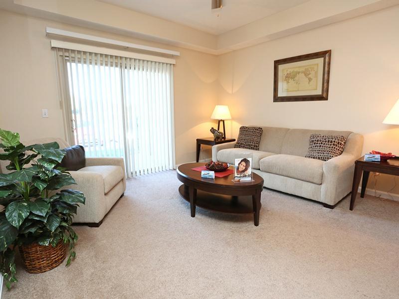 Living Room   Parkside Trace