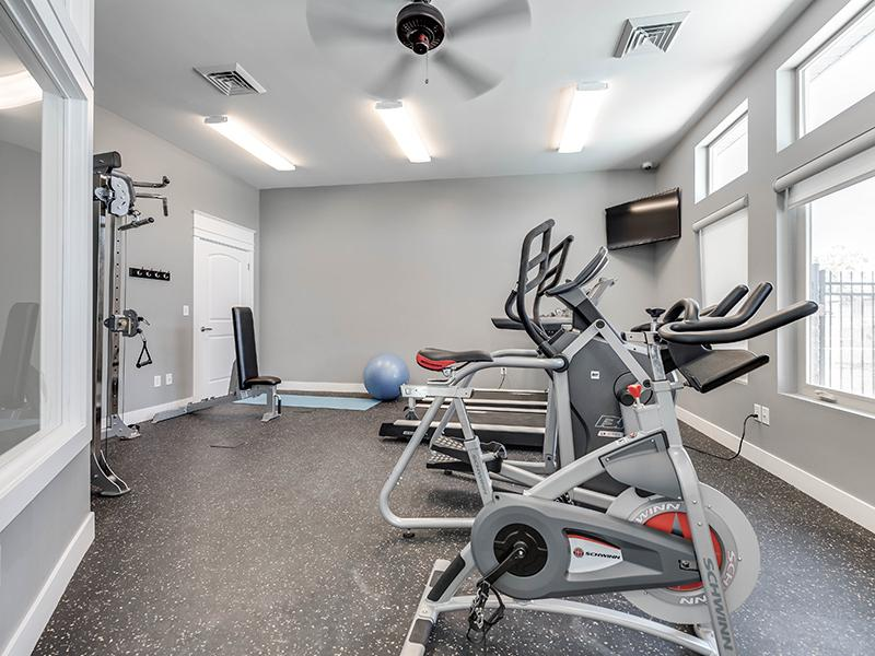 Fitness Center | The Cove at Overlake
