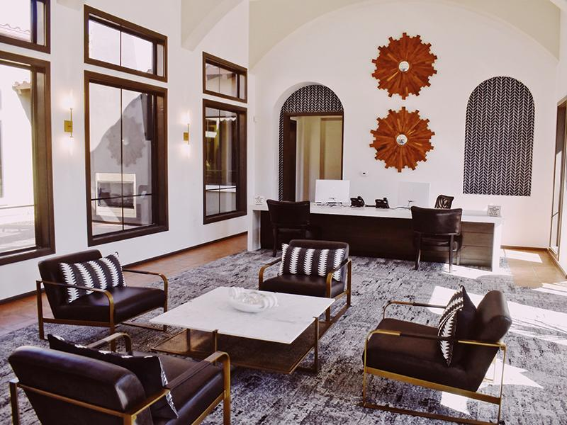 Leasing Office | Serafina Apartments in Goodyear AZ