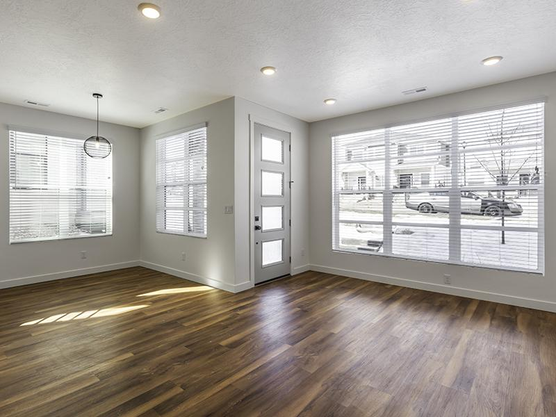 Entry Room | Holbrook Townhomes in Lehi, UT