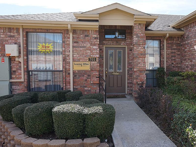 Leasing Office | Shiloh Park Townhomes
