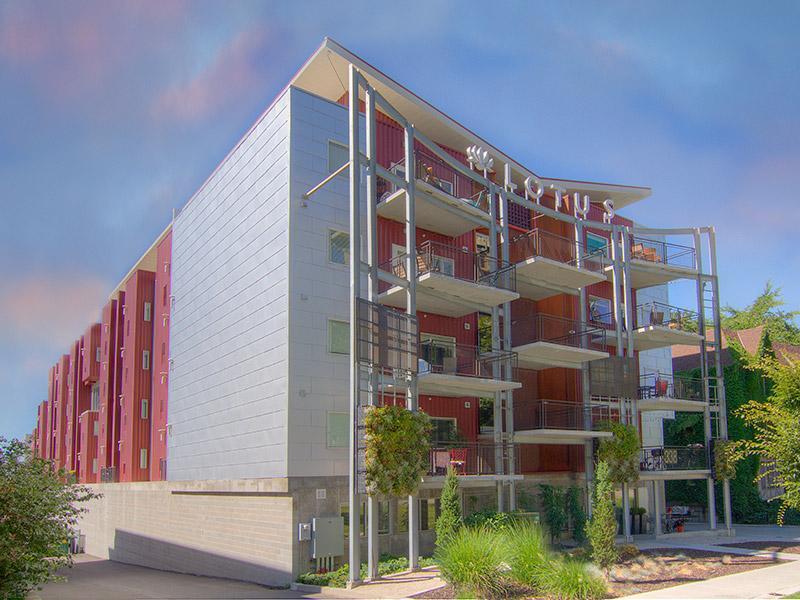 Lotus Apartments in Salt Lake City
