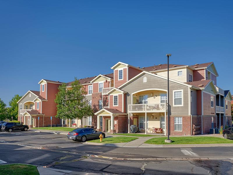 Bear Valley Park Apartments