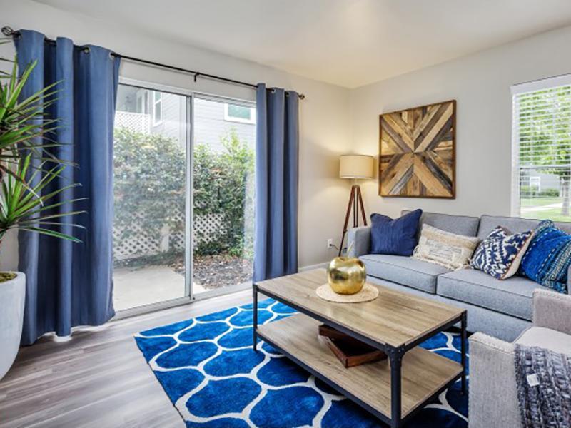 Living Room | Patio | The Charleston