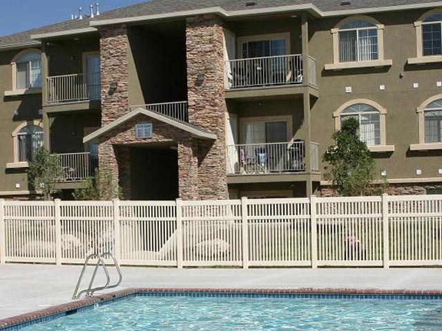 Pool | Village at Rivers Edge Apartments