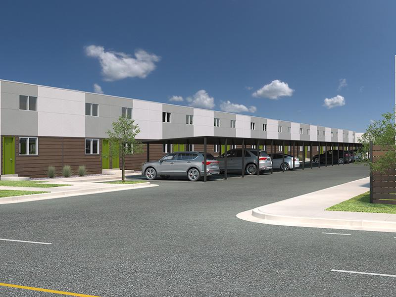 Property Entry | South Parc Apartments