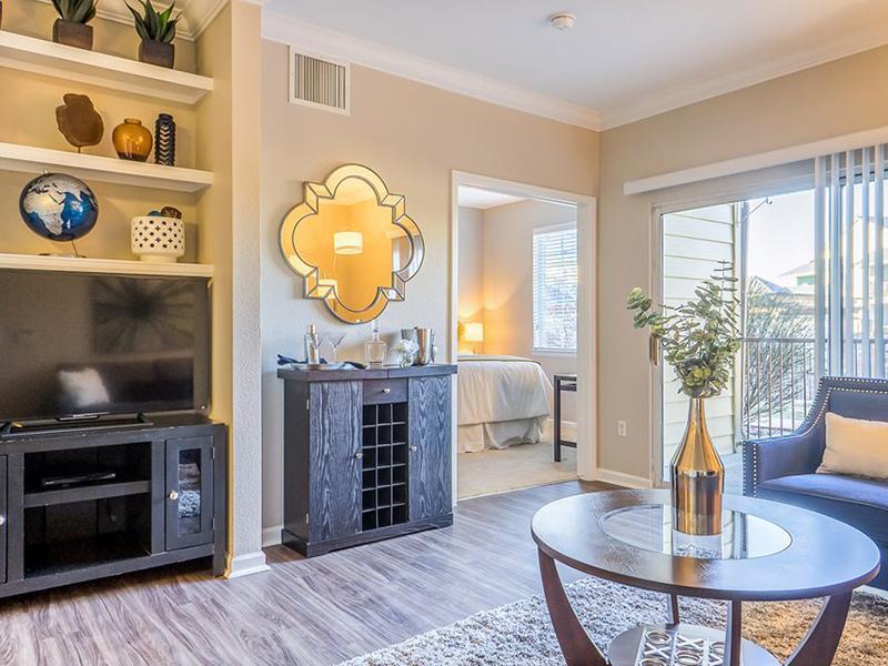 Living Room | Regatta Apartments