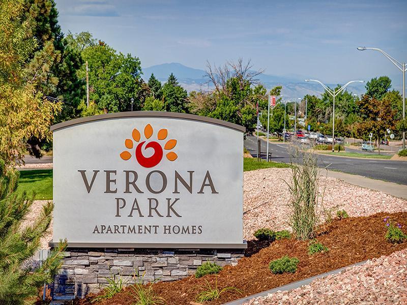 Sign | Verona Park
