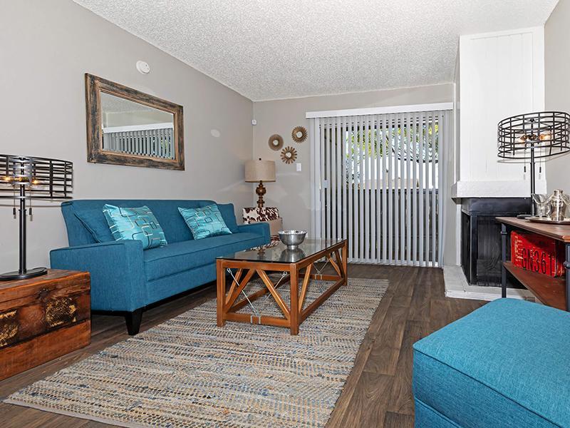 Living Room | Melia Apartments