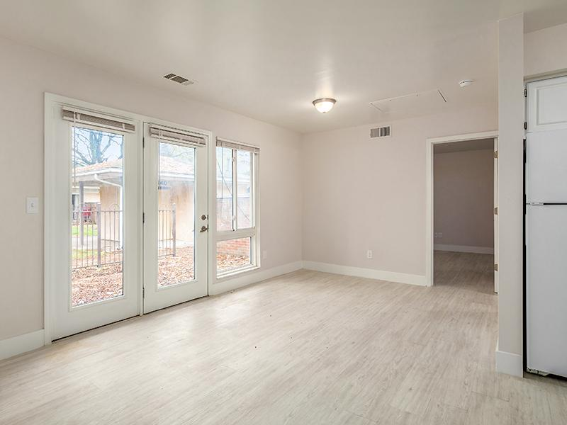 Renovated Living Room | Marion Square