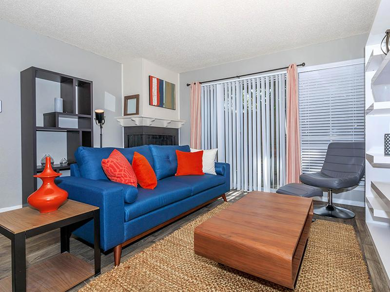 Front Room | Barcelo Apartments in San Antonio, TX