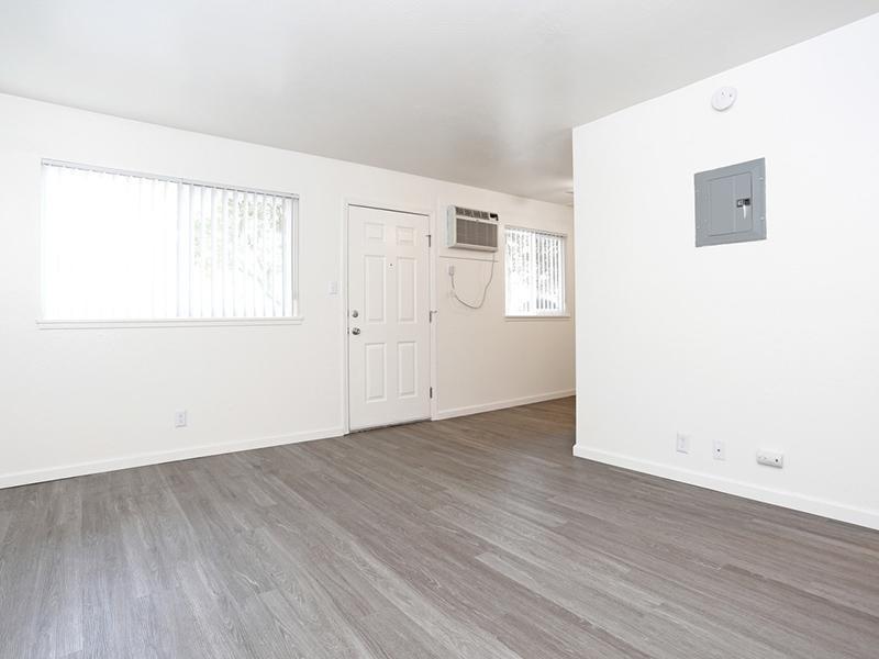 Living Room | Sur Apartments