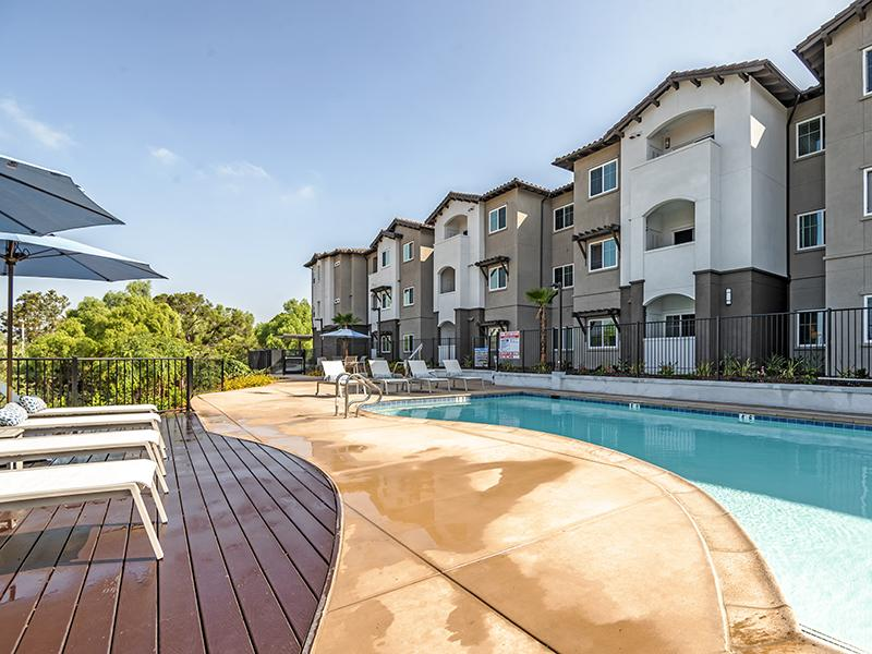 Pool | Sereno Apartments