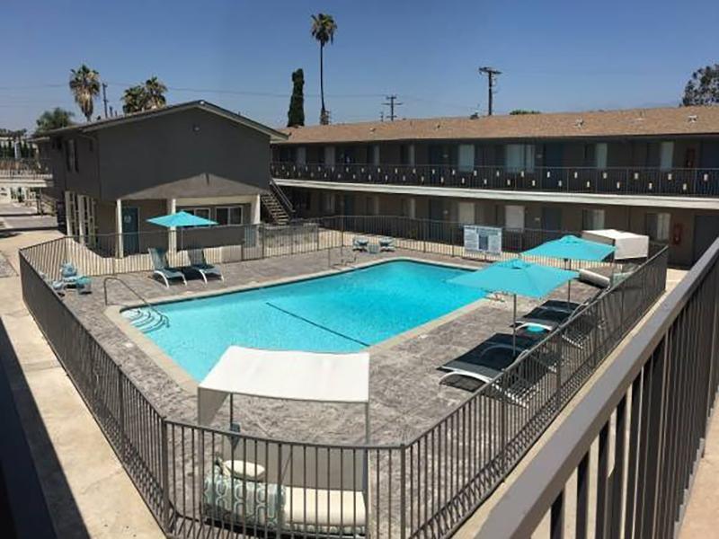 Swimming Pool | The Parker in El Monte