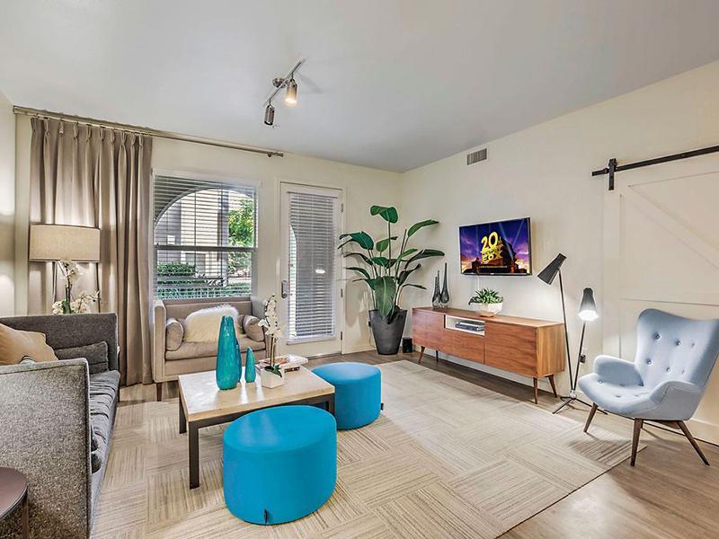 Living room overview | Tempo Riverwalk
