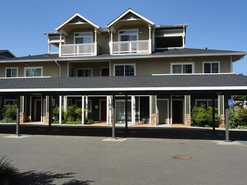 Meritage Villa's Apts Napa, CA