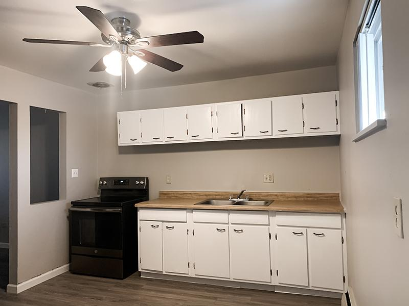 Kitchen   Yukon Court in Wheat Ridge, CO