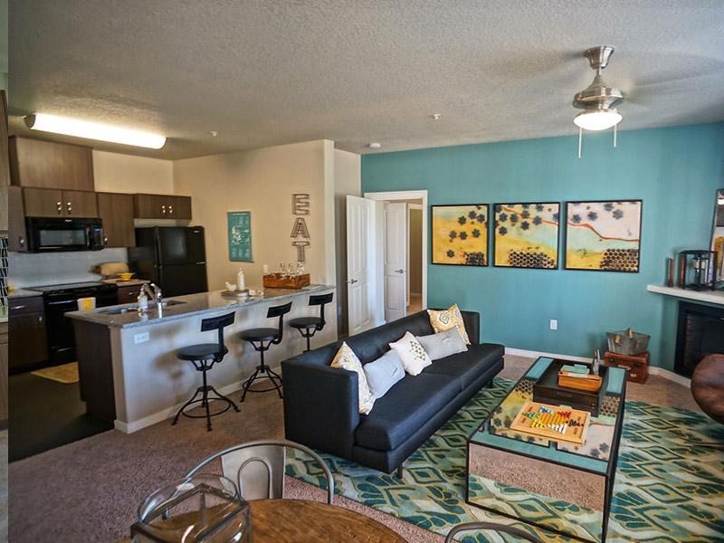 Terrene Apartments in Wilsonville, OR