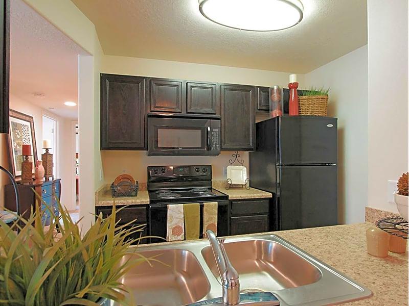 Kitchen | eGate Apartments