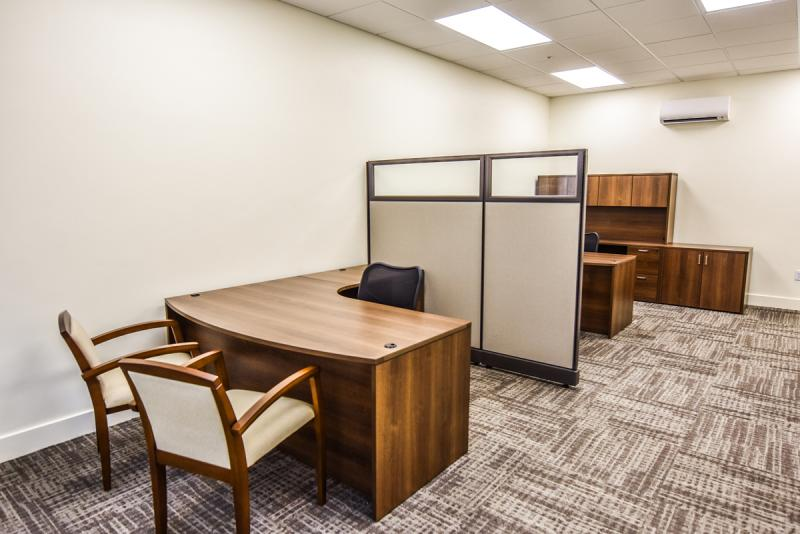 Executive Office Suites | Grovecrest Center