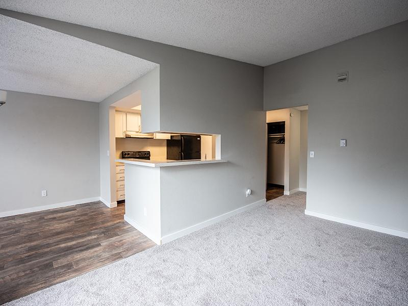 Front Room | Pointe East Apartments