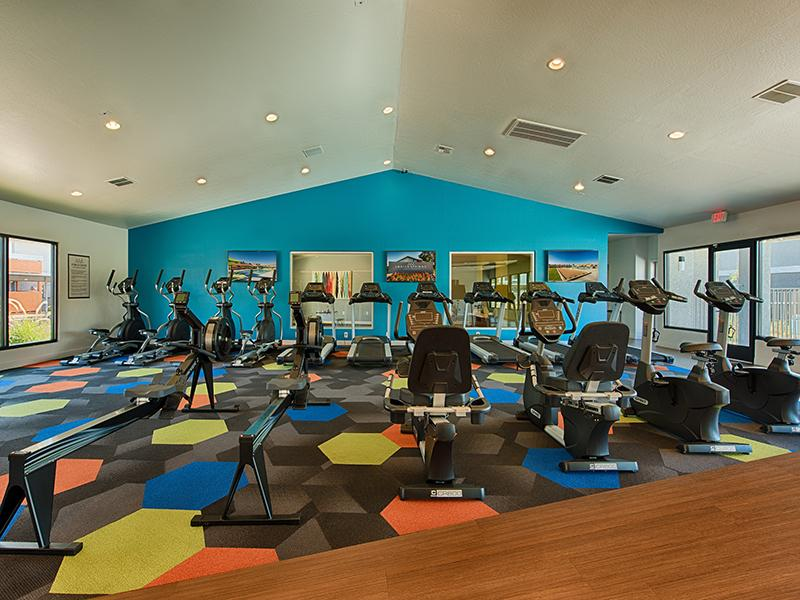 NEW Fitness Center - Indian Springs Apartments